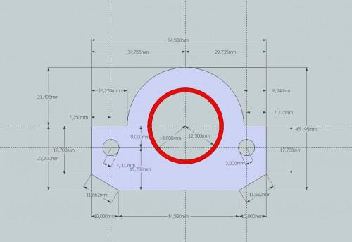 CAD 02 Maße
