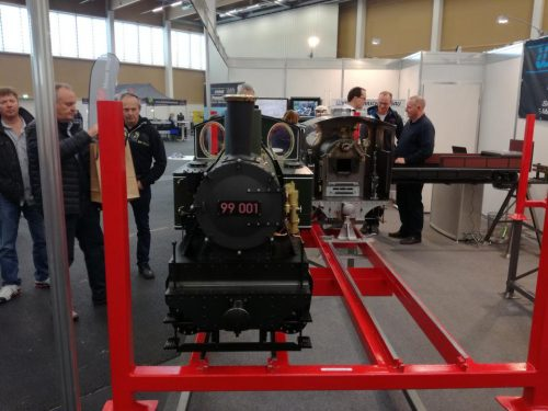 Modellbaumesse Wels 2017