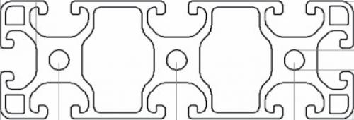 Profilstopfen 40x120