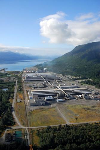 RIO TINTO ALCAN - EN - Kitimat aluminium smelter