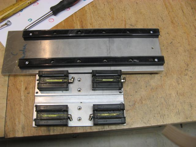 Teile für die Z-Achse Bild 04