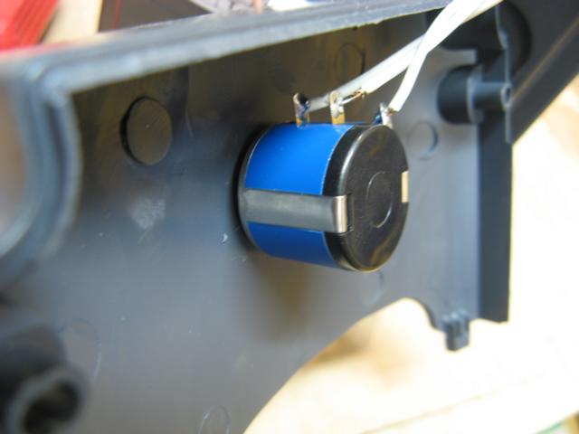 Umbau des Frequenzumrichters 02